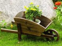Очарование кантри: Ваш сад в деревенском стиле
