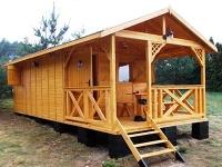 Гостевой домик: как построить домик для гостей на даче?