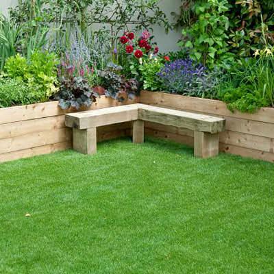 Газон на даче: как сделать зеленую лужайку своими руками 49